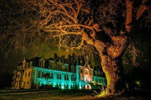 Chateau éclairage