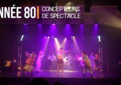 Spectacle année 80
